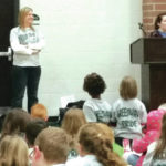 Greenville K-8 student assembly focuses on positive decisions