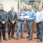 TASKS Inc. donates $5K for fire safety initiative