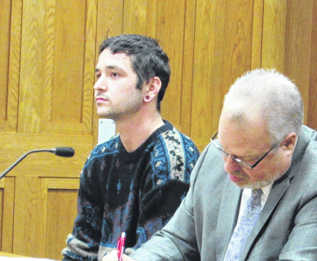 Ethan Louk pleaded guilty to a lesser charge of attempted felonious assault Tuesday in Darke County Common Pleas Court. His sentencing will be February 15.
