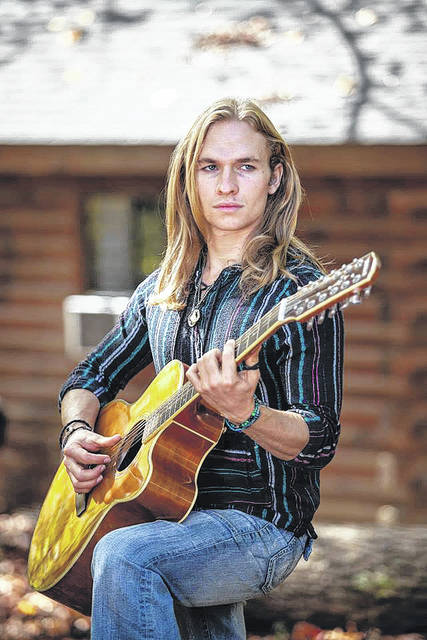 Musician Noah Back will perform for Corning retirees and former workers at Brethren Retirement Community, December 7.