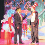 """Final Bow stages 'A Seussified Christmas Carol"""""""