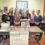 Ansonia students help local church with community outreach
