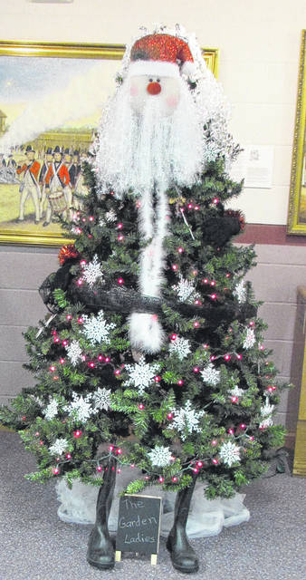 Christmas Tree Recycle Design.Local Holiday Recycling Options Daily Advocate