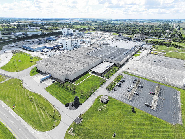 The former Corning Plant in Greenville has been sold. The 300,000 square-foot facility will be used for warehousing. New ownership has renamed it The Greenville Distribution Center.