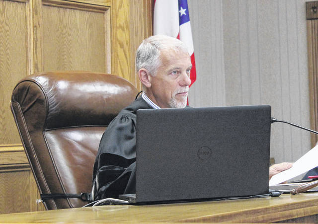 Judge Jonathan P. Hein was elected to serve on the Darke County Common Pleas Court in January 1999. After graduating from the University of Toledo College of Law in 1981, he served as an assistant prosecuting attorney in Darke County for eight years, and as Prosecuting Attorney for six years.