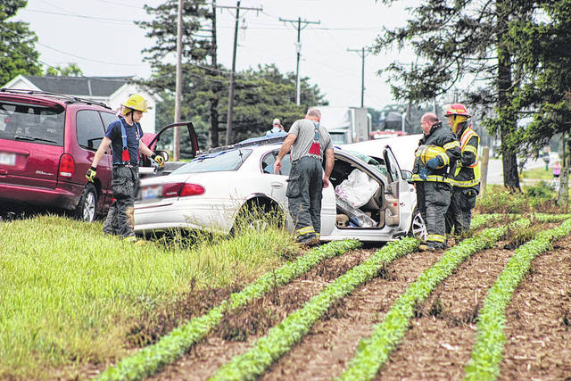 Four people lost their lives in vehicle accidents in Darke County in 2017, a decrease from 2016 when seven died. One of the four victims, Marjorie Biddlestone, 84, of Vandalia, was pronounced dead at the scene of a two-car wreck June 14.
