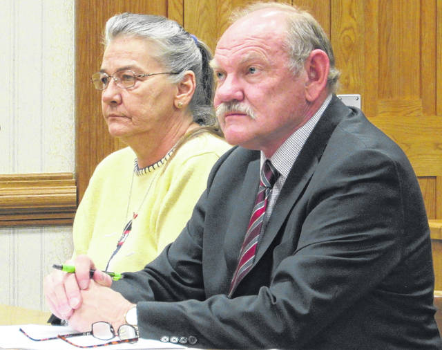 Gloria Bowman, of Greenville, entered an Alford plea on charges of complicity to commit burglary, a fourth-degree felony.
