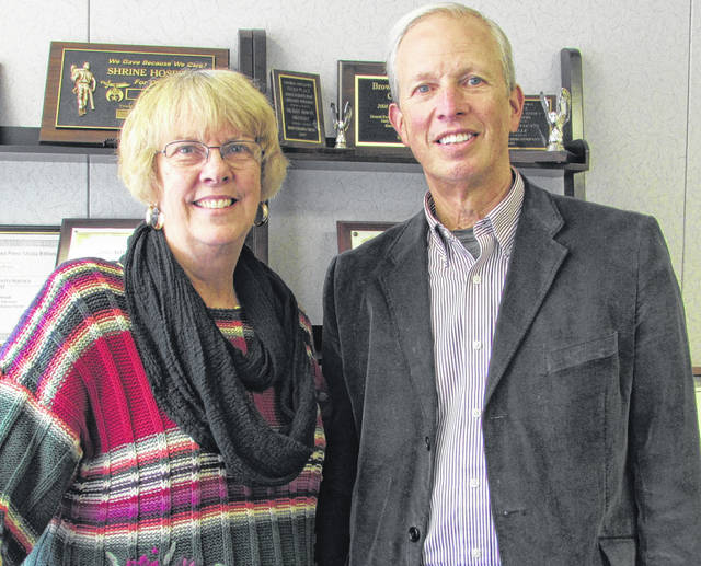Linda and Mike Fourman have been selected as 2018 Great Darke County Fair parade marshals.