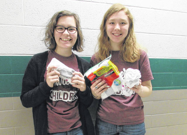 Laura Fields and Taryn Cooper, age 18, came up with the idea for a movie night as part of a class project focusing on homelessness. As part of the assignment, they had to research their topic and write a paper on the issue, as well as organize and promote an event to raise awareness.
