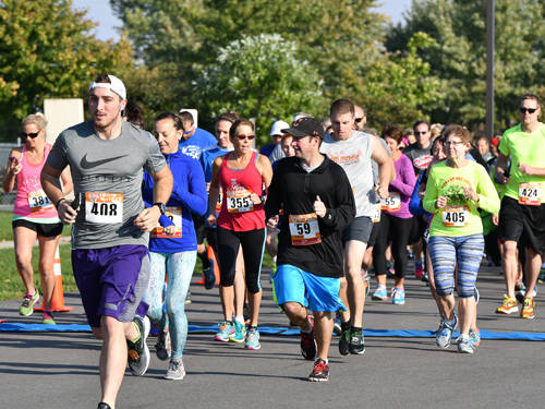 Registration is open for the third annual 4 Miles for Heart and Health 2018 fundraising event, which will take place on Oct. 20 in Versailles.