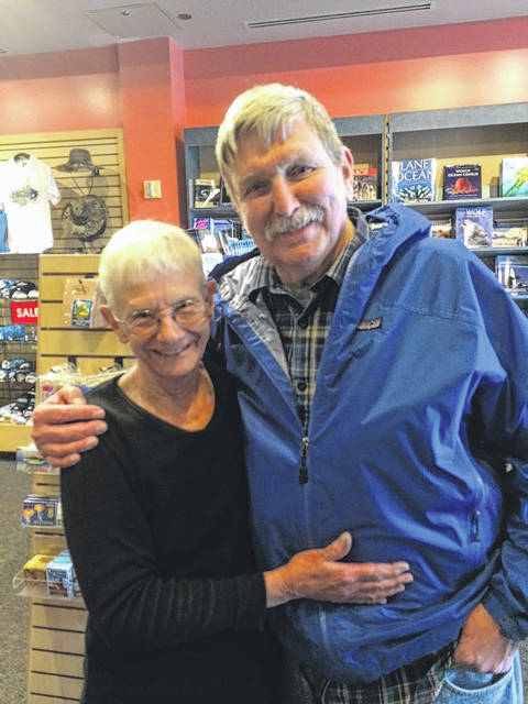 Kent and Sue Teaford, former Greenville residents, were killed by injuries suffered in a January 28 automobile accident in California.