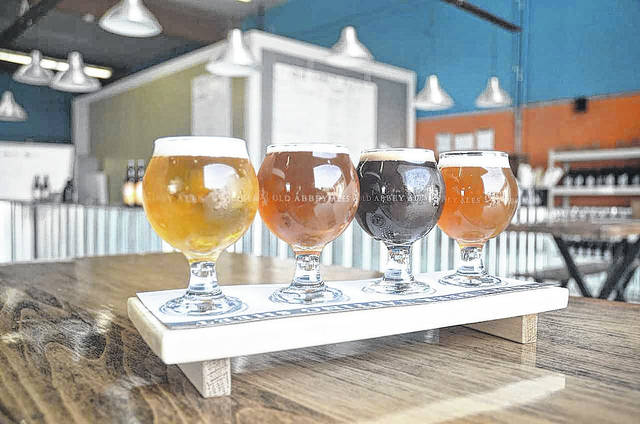 Courtesy photo Craft Beer Education Series, lead by David Nilsen, will be at the Greenville Public Library Thursday February 22 and Thursday March 8 at 6:30 p.m. each night. Both classes are identical, and attendees may only register for one class.