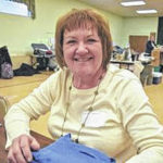 Smith gives 100th blood donation