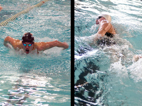 Versailles' Cole Condon has been named The Daily Advocate's boys swimmer of the year, and Arcanum's Isabella Gable has been named The Daily Advocate's girls swimmer of the year.