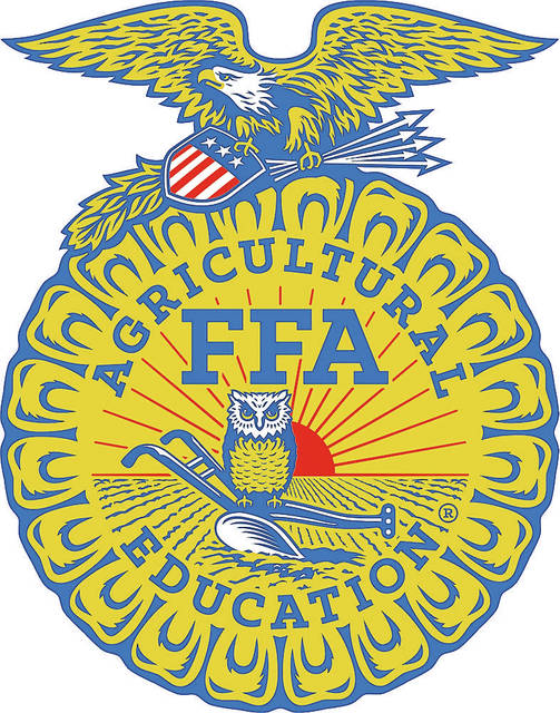Versailles FFA students were honored at a banquet Monday, March 12.