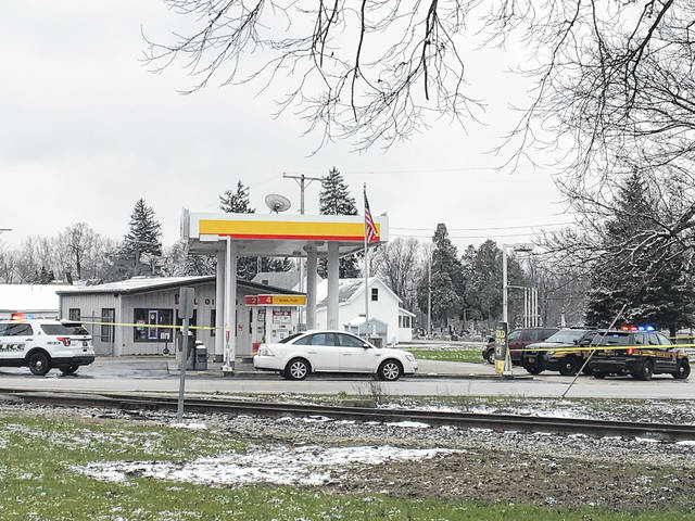 Felix Dill Oil gas station was victim to an armed robbery on Monday morning.