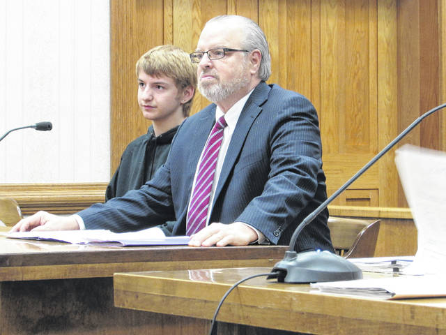 Jacob Motley, age 18, of Greenville, pled guilty to two counts of unlawful sexual conduct with a minor.