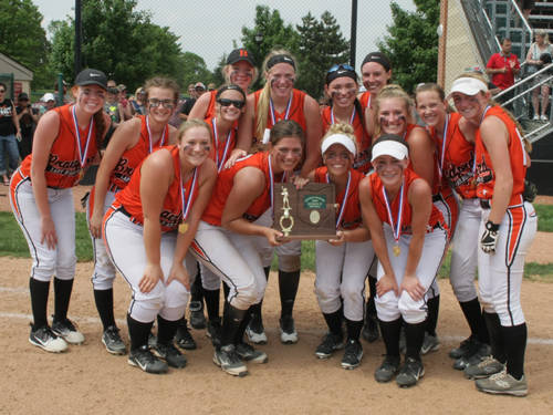 With a mix of stellar freshmen and veteran leaders, the Bradford softball team has reached the Ohio High School Athletic Association regional tournament for the first time in 13 years.