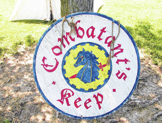 The Treaty City Joust Tournament, a free event which ran all day Saturday and Sunday, was hosted by Combatants Keep, an historical entertainment troupe whose members hail from as nearby as Greenville and as far away as Ontario, Canada.