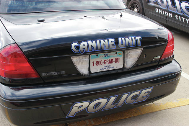 K9 units are just one strategy the Union City Police Department is using to combat the city's drug problem.