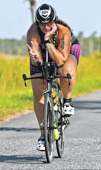 Triathlete Dianna Bridges, a Tri-Village graduate, will compete in the Fynske Bank Multisport World Championships Festival, July 5 to 14.