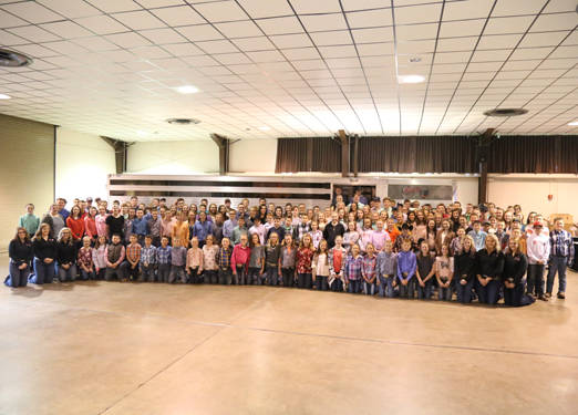 The Ohio Cattlemen's Association BEST program celebrated a successful 2017–18 season at the annual banquet May 5 at the Ohio Expo Center. More than 600 attended the event including participants and their families and sponsoring partners.