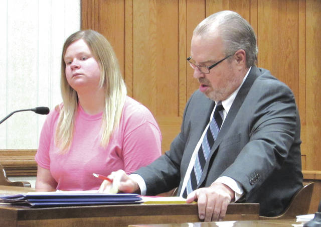 Rachael Guillerman, of Arcanum, was sentenced on charges of obstruction of justice, a third-degree felony. The charge was reduced from one of pandering obscenity involving a minor.