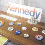 Garst Museum exhibit displays Robert F. Kennedy memorabilia