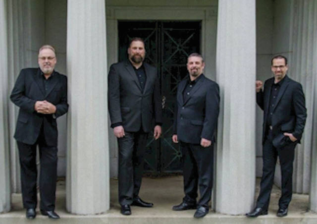 Kentucky-based gospel music group MISSION will perform a concert at 6 p.m. June 24 at Triumphant Christian Center in Greenville.