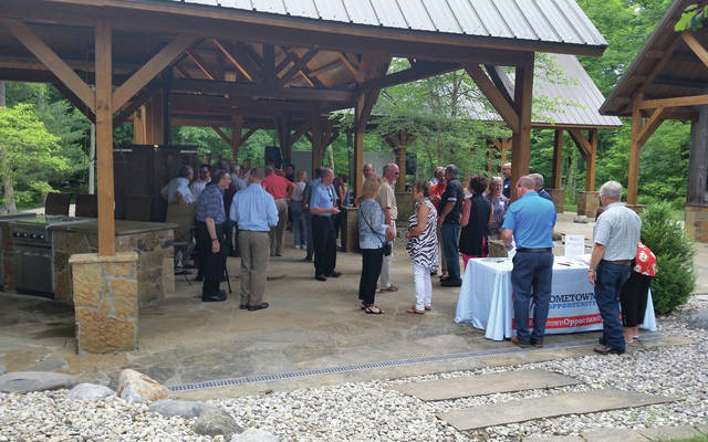 Darke County Economic Development held its annual Partnering For Progress Summer Mixer Tuesday night at The Light Foundation's Chenoweth Trails facility in western Darke County.