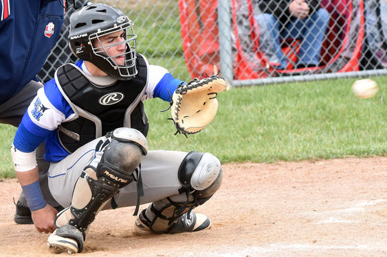 Franklin Monroe's Zach Cable will play in the Mizuno All-Star Series this weekend at Bill Davis Stadium on the campus of The Ohio State University.