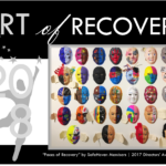 Call for Entries for October 2018 Art of Recovery Exhibit