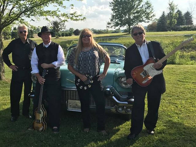 The Greenville Municipal Concert Band will present A Tribute to Motown featuring the local band The Green DeVilles at 7 p.m. Sunday at the Marling Band Shell in the Greenville City Park.