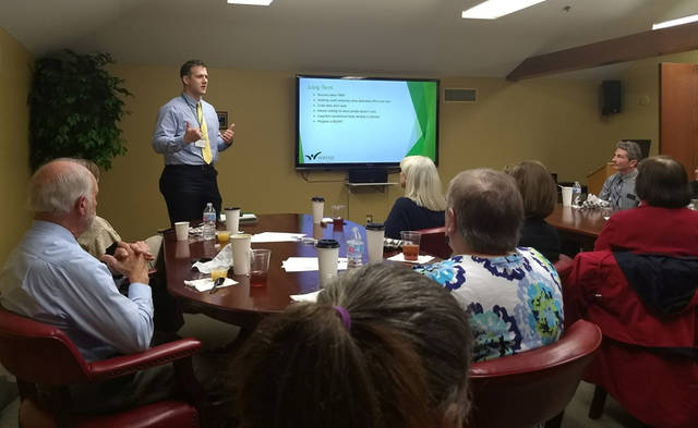 """Wayne Healthcare's Jordan Francis will speak on the topic of """"Commercial Diets and the Research Behind Them"""" at the Greenville Public Library's Lunch & Learn for July."""