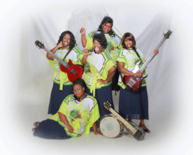 Nikki D and the Sisters of Thunder will take the stage at 7:30 p.m. Friday in Troy.