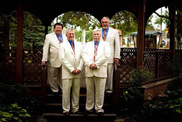 The Faithful Sons will perform a free concert sponsored by the Greenville Church of the Brethren at 6:30 p.m. Aug. 5 at the Brethren Retirement Community's Brick Room.