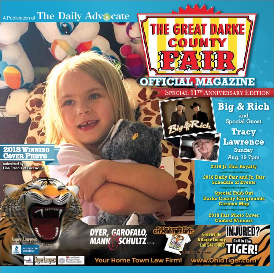 Darke County Fair Magazine 2018