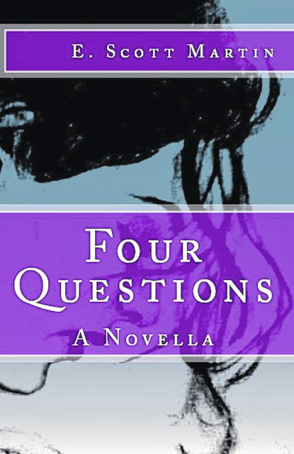 """Four Questions: A Novella"" is <em>Advocate</em> Reporter Erik Martin's first published book. He writes under the pen name ""E. Scott Martin."""