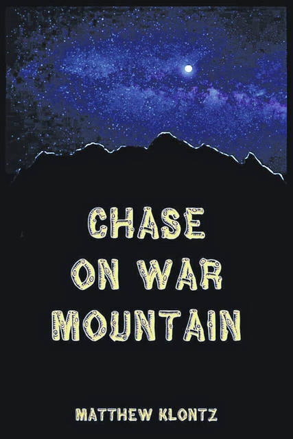 "A local author has published his novel ""Chase on War Mountain."""