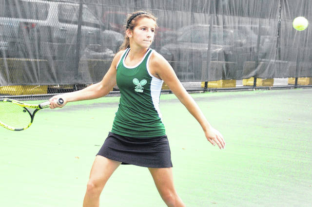 Sophomore Emily Marchal returns to the hard court after her record-setting freshman season at Greenville.