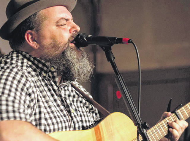"Harold Hensley will perform at the Troy-Hayner Cultural Center's ""Songwriters in the Round"" at 7:30 p.m. Friday."