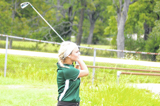 Greenville's Jada Garland missed qualifying for the Division I district tournament by two strokes last season, and that has her motivated for her senior campaign.