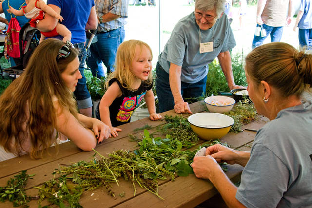 The Darke County Park District will host its annual Prairie Days festival on the weekend of Sept. 29 and 30 at Shawnee Prairie Preserve at 4267 State Route 502 West near Greenville.