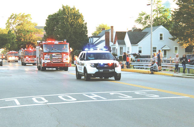 Union City Council members discussed allowing EMS and fire workers employed by the city to carry concealed firearms while on duty at their monthly meeting Tuesday night.
