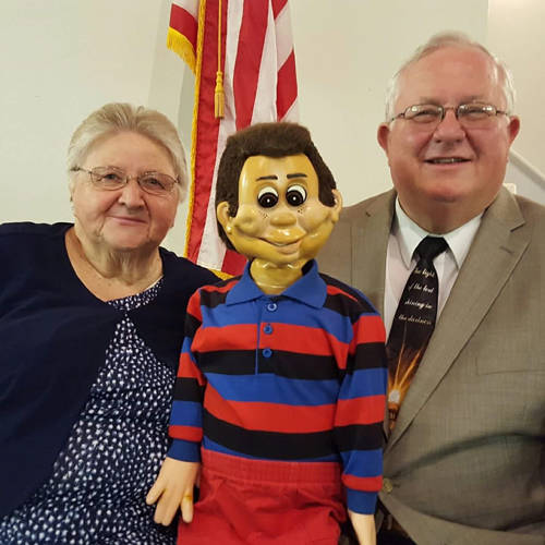 Evangelist Wayne Nelson will be a guest speaker at Central Baptist Church in Piqua.