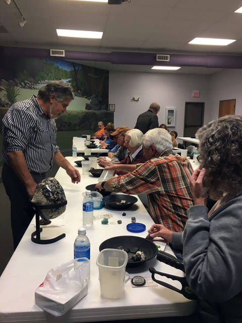 Darke County Parks will host a Fossils of Ohio program at 6:30 p.m. Nov. 15 at Shawnee Prairie Preserve's Nature Center.