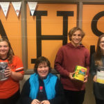 Arcanum-Butler NHS sponsors Trick or Treat Canned Food Drive