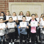 Greenville K-8 honors perfect scores