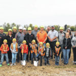 Ansonia breaks ground on Preschool and Athletic Fieldhouse project