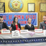 Darke County League of Women Voters hosts Candidates Night for Ohio House hopefuls